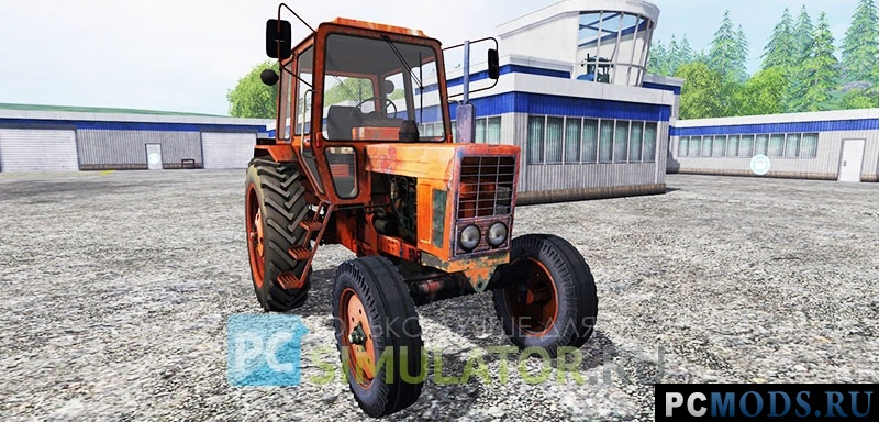 МТЗ-550 для Farming Simulator 2015