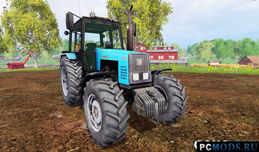 МТЗ-1221 Беларус v1.0 для Farming Simulator 2015