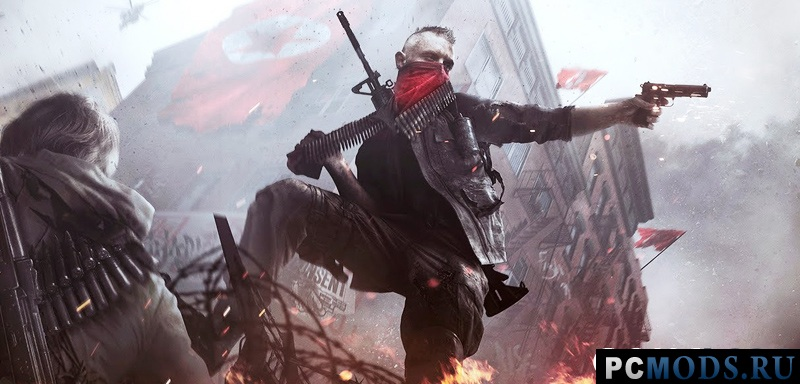 Homefront - The Revolution: Трейнер/Trainer (+8) [1.01]