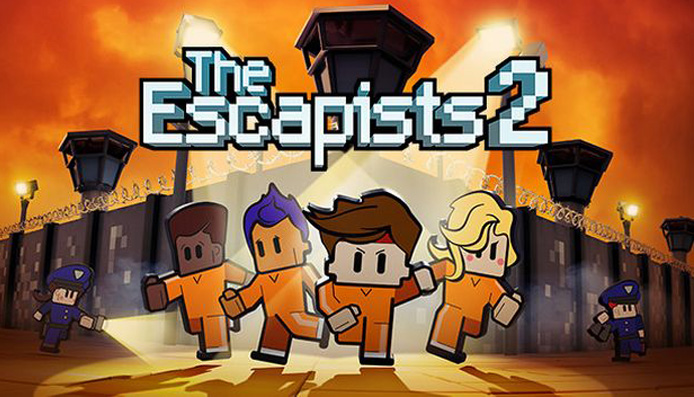 The Escapists 2 [1.0.7 + 1 DLC] (2017) PC
