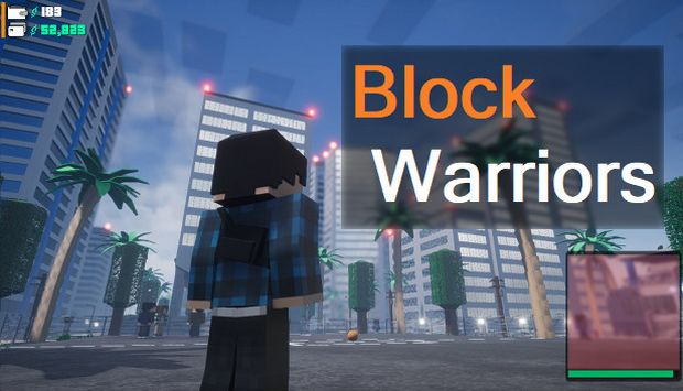 BLOCK WARRIORS: